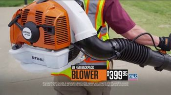 STIHL TV Spot, 'Real People: Backpack Blowers' - Thumbnail 8