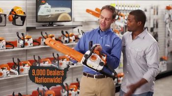 STIHL TV Spot, 'Real People: Backpack Blowers' - Thumbnail 9