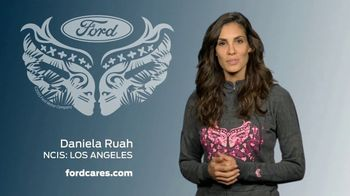 Ford Warriors in Pink TV Spot, 'Shine a Light' Featuring Daniela Ruah - 2 commercial airings