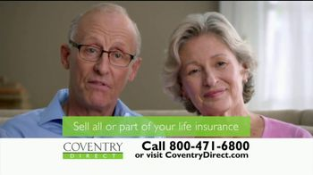 Coventry Direct TV Spot, 'Conversation'