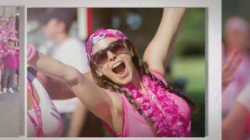 Susan G. Komen TV Spot, 'WWE Network: Survivors' Song by Rachel Platten - 1 commercial airings