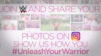 Susan G. Komen TV Spot, 'WWE Network: Survivors' Song by Rachel Platten - Thumbnail 8