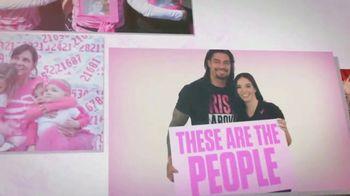 Susan G. Komen TV Spot, 'WWE Network: Survivors' Song by Rachel Platten - Thumbnail 1