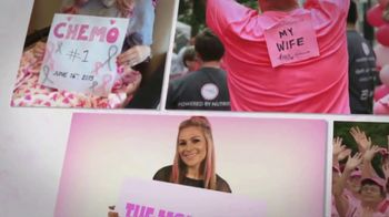 Susan G. Komen TV Spot, 'WWE Network: Survivors' Song by Rachel Platten