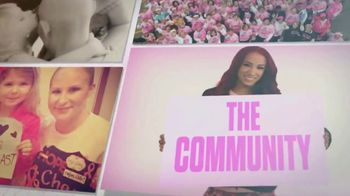Susan G. Komen TV Spot, 'WWE Network: Survivors' Song by Rachel Platten - Thumbnail 3