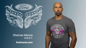 Ford Warriors in Pink TV Spot, 'Special Weapon' Featuring Shemar Moore - 2 commercial airings