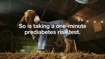 American Diabetes Association TV Spot, 'Risk Test Baby Goats' - Thumbnail 3