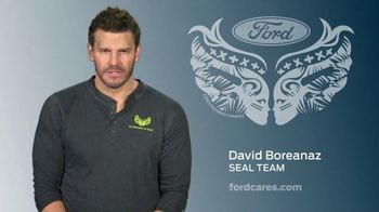 Ford Warriors in Pink TV Spot, 'High Stakes Mission' Feat. David Boreanaz - Thumbnail 2