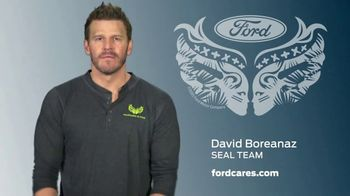 Ford Warriors in Pink TV Spot, 'High Stakes Mission' Feat. David Boreanaz - Thumbnail 4