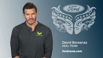 Ford Warriors in Pink TV Spot, 'High Stakes Mission' Feat. David Boreanaz - Thumbnail 6