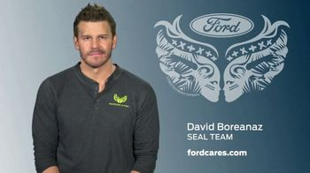 Ford Warriors in Pink TV Spot, 'High Stakes Mission' Feat. David Boreanaz - Thumbnail 7