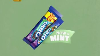 Oreo Chocolate Candy Bars TV Spot, 'Mint'