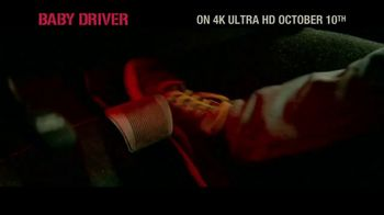 Baby Driver Home Entertainment TV Spot