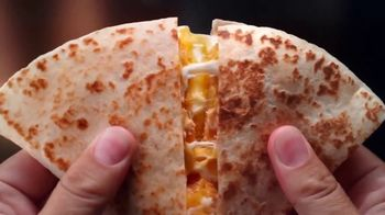 Taco Bell Crispy Chicken Quesadilla Box TV Spot, \'A More Perfect Union\'