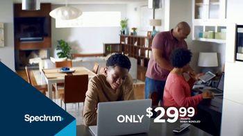 Spectrum Internet TV Spot, 'Better Performance'