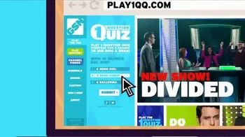 One Question Quiz TV Spot, 'One and Done Trivia'