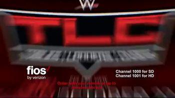 Fios by Verizon Pay-Per-View TV Spot, 'WWE: TLC' - Thumbnail 10