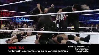 Fios by Verizon Pay-Per-View TV Spot, 'WWE: TLC' - Thumbnail 3