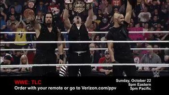 Fios by Verizon Pay-Per-View TV Spot, 'WWE: TLC' - Thumbnail 5