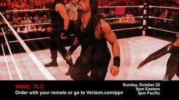 Fios by Verizon Pay-Per-View TV Spot, 'WWE: TLC' - Thumbnail 6