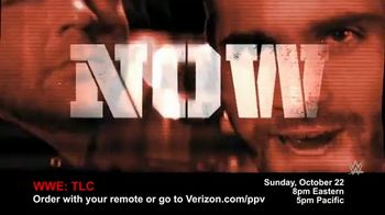 Fios by Verizon Pay-Per-View TV Spot, 'WWE: TLC' - Thumbnail 8