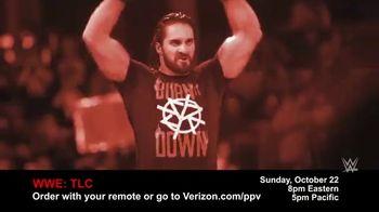 Fios by Verizon Pay-Per-View TV Spot, 'WWE: TLC' - Thumbnail 9