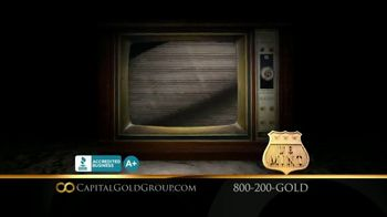 Capital Gold Group TV Spot, 'IRA Rollover, 401K Rollover' - Thumbnail 5