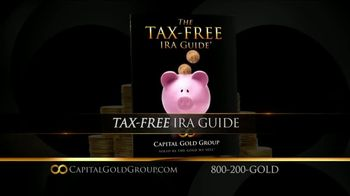 Capital Gold Group TV Spot, 'IRA Rollover, 401K Rollover' - Thumbnail 6
