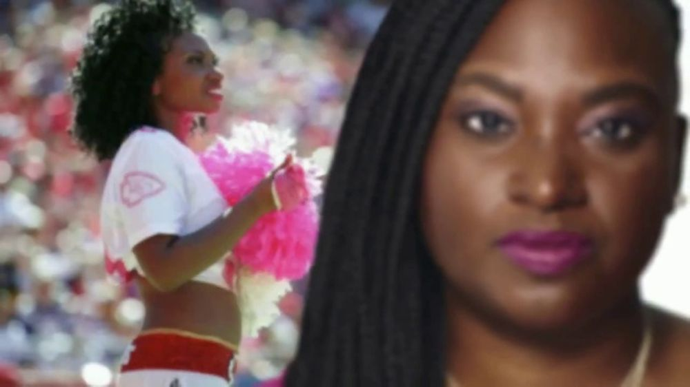 American Cancer Society TV Commercial, 'NFL Crucial Catch: Brandy Reed'