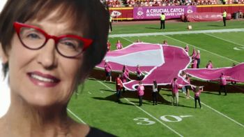 American Cancer Society TV Spot, 'NFL Crucial Catch: Brandy Reed' - Thumbnail 5