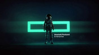 Hewlett Packard Enterprise TV Spot, \'Mars and Beyond\'