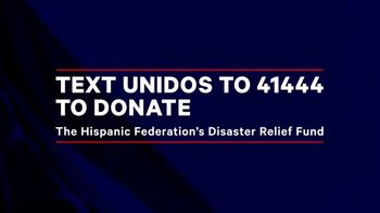 Hispanic Federation TV Spot, 'Puerto Rico: Disaster Relief Fund' - Thumbnail 9