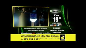 ZappLight TV Spot, 'Exterminador de bichos' [Spanish] - Thumbnail 8