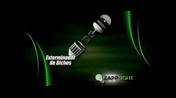 ZappLight TV Spot, 'Exterminador de bichos' [Spanish]