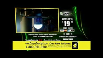 ZappLight TV Spot, 'Exterminador de bichos' [Spanish] - Thumbnail 5