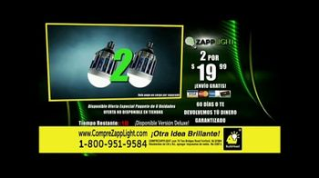 ZappLight TV Spot, 'Exterminador de bichos' [Spanish] - Thumbnail 6