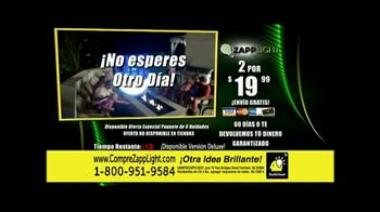 ZappLight TV Spot, 'Exterminador de bichos' [Spanish] - Thumbnail 7
