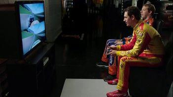 NASCAR Heat 2 TV Spot, 'Trash Talk' Feat. Joey Logano, Brad Keselowski - 9 commercial airings