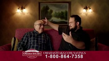 Omaha Steaks Savings Celebration Package TV Spot, \'Friends and Family\'