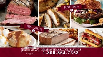 Omaha Steaks Savings Celebration Package TV Spot, 'Friends and Family' - Thumbnail 10