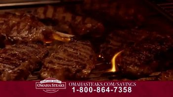 Omaha Steaks Savings Celebration Package TV Spot, 'Friends and Family' - Thumbnail 2