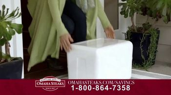 Omaha Steaks Savings Celebration Package TV Spot, 'Friends and Family' - Thumbnail 7