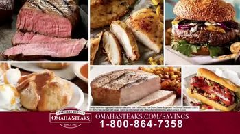 Omaha Steaks Savings Celebration Package TV Spot, 'Friends and Family' - Thumbnail 9