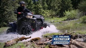 Polaris Factory Authorized Clearance TV Spot, 'The Year's Best Deals' - Thumbnail 4