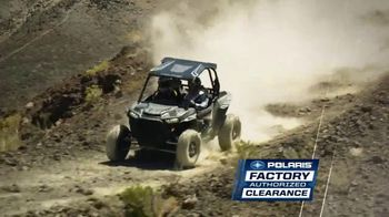 Polaris Factory Authorized Clearance TV Spot, 'The Year's Best Deals' - Thumbnail 5