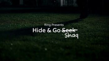 Ring TV Spot, 'Hide and Go Shaq' Featuring Shaquille O'Neal - Thumbnail 2