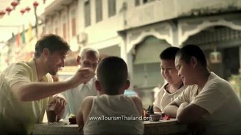 Amazing Thailand TV Spot, 'Holidaying in Thailand' Song by Rossini
