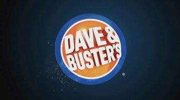 Dave and Buster's TV Spot, 'All Games, All Day Wednesday, Half Off'
