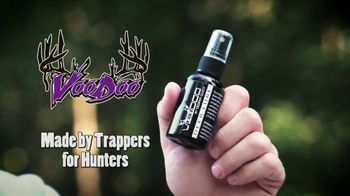 Voodoo Deer Lure TV Spot, 'Made by Trappers for Hunters' Feat. Jeff Shepard