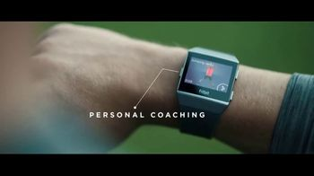 Fitbit Ionic TV Spot, 'Designed for Fitness' - Thumbnail 4